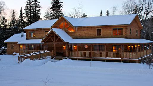 Nestlewood Inn Bed And Breakfast - Carrabassett Valley