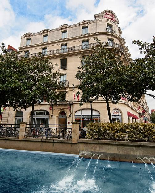 Hôtel Mercure Nantes Centre Grand Hotel - Nantes - Outdoors view