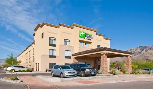 Holiday Inn Express & Suites Oro Valley-Tucson North - Oro Valley - Building