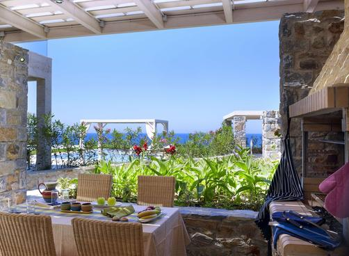 Sensimar Royal Blue Resort & Spa - Panormos (Mylopotamos) - Food