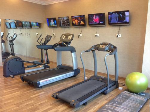 Hotel Grand United (Ahlone Branch) - Yangon - Gym