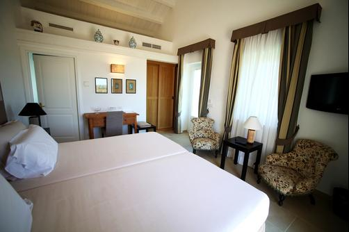 Antica Locanda Del Golf - Ragusa - Bedroom