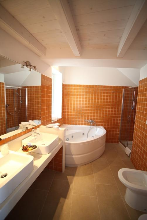 Antica Locanda Del Golf - Ragusa - Bathroom