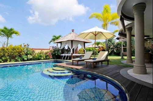 The Beverly Hills Bali - Jimbaran - Pool