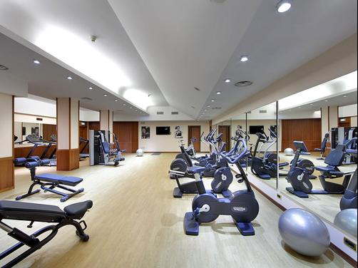 Exe Majestic - Naples - Gym