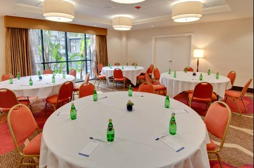 Hilton Garden Inn Los Angeles/Hollywood - Los Angeles - Conference room