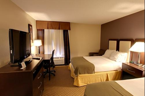 Holiday Inn Express & Suites Blythewood - Blythewood - Bedroom