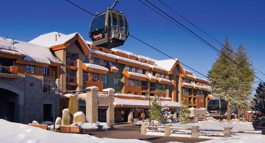 Grand Residences by Marriott Tahoe - South Lake Tahoe - Building