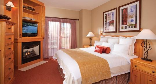 Grand Residences by Marriott, Lake Tahoe - studios, 1 & 2 bedrooms - South Lake Tahoe - Bedroom