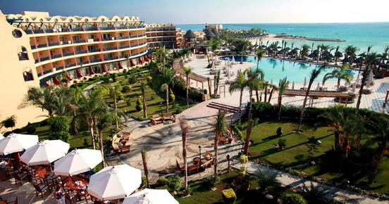 Carols Beau Rivage Hotel - Mersa Matruh - Building