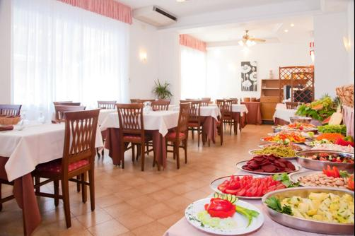 Hotel Stoccarda - Caorle - Restaurant