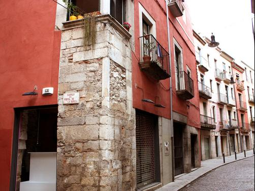 Girona Medieval Suites Apartments - Girona - Building