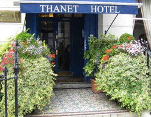 Thanet Hotel - London - Building