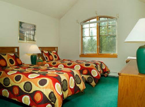 Ski Tip Townhomes - East Keystone - Keystone - Bedroom