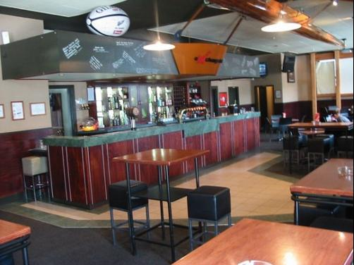 The Exchange Hotel - Lower Hutt - Bar