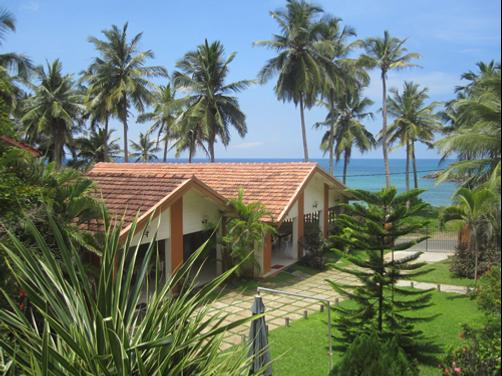 Shangrela Beach Resort - Hikkaduwa - Building