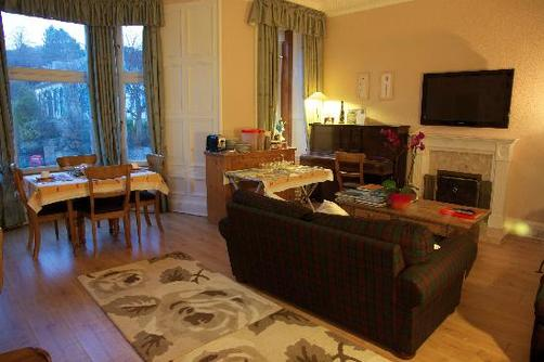 MacIntosh Guest House - Edinburgh - Living room