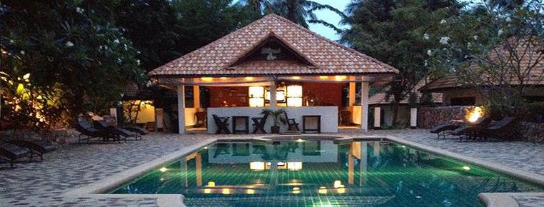 Connie's Villas - Ko Samui - Building
