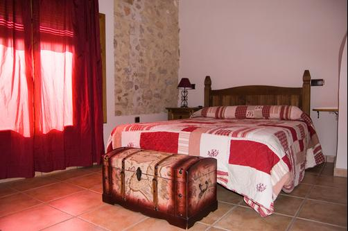 Casa Rural Ildum Plaza - Castellón - Bedroom