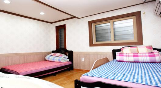 Seoul Myeongdong House - Seoul - Bedroom
