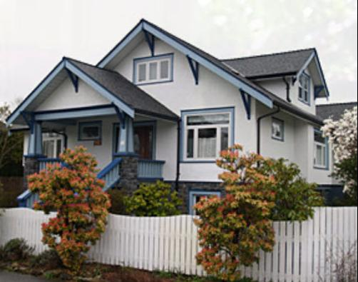 Lavender House Bed and Breakfast - New Westminster - Building