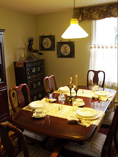 Lavender House Bed and Breakfast - New Westminster - Restaurant