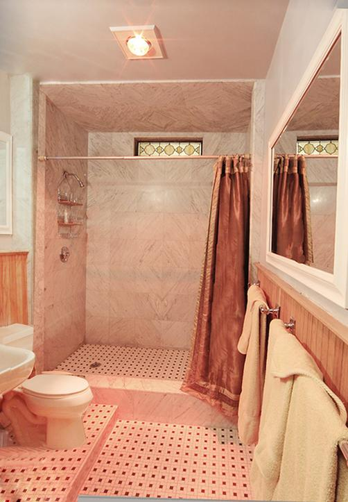 Villa 121 Guest House - New York - Bathroom
