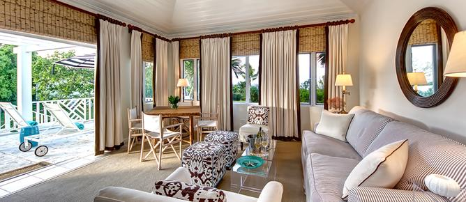 Dunmore Beach Club - Dunmore Town - Living room