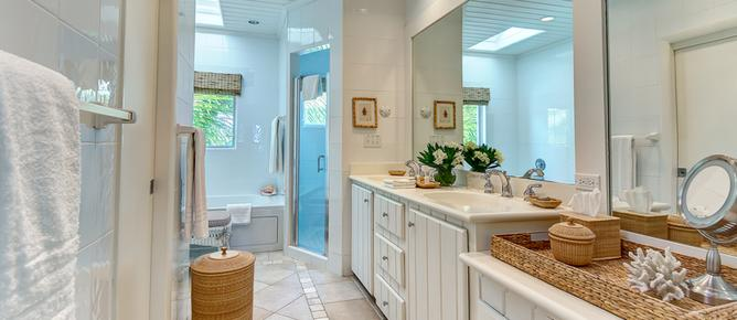 Dunmore Beach Club - Dunmore Town - Bathroom
