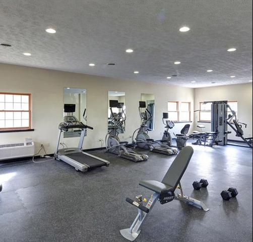 Fingerlakes Inn - Canandaigua - Gym