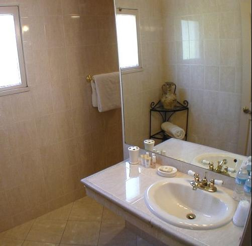 Palm Beach Hibiscus Bed & Breakfast - West Palm Beach - Bathroom