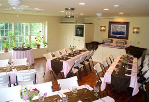 Strong House Inn - Vergennes - Restaurant