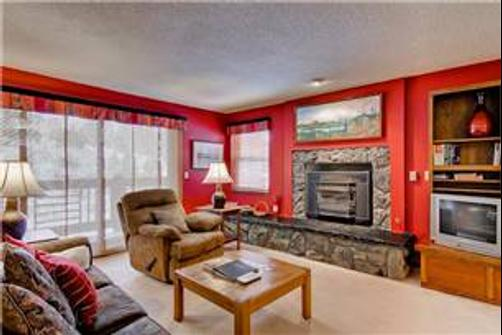 Tyra II by Wyndham Vacation Rentals - Breckenridge - Living room