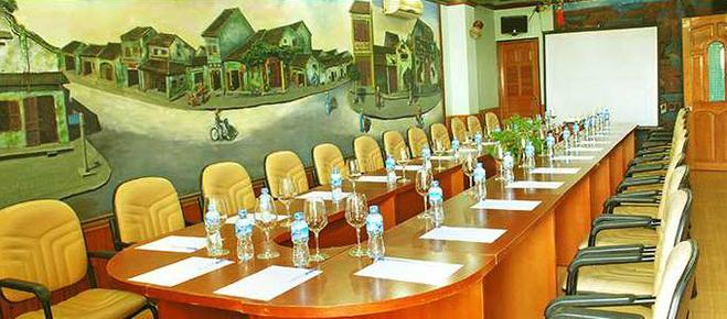 Ca Ty Hotel - Phan Thiet - Conference room