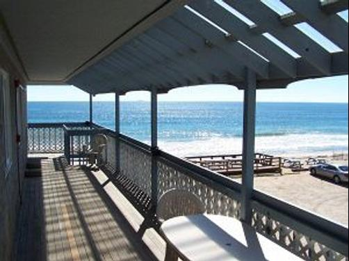 Sandy Shore Motel - Westerly - Balcony
