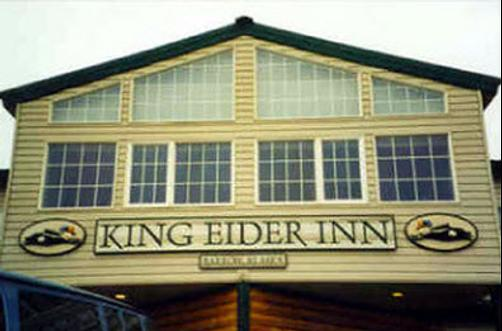 King Eider Inn - Barrow - Building