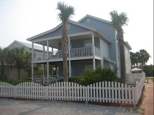 The Beach House of Stress Relief - Destin - Building