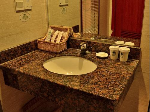 Greentree Inn Nangtong West Hao Road Express - Nantong - Bathroom