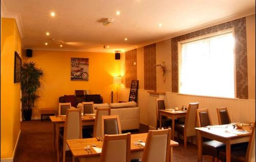 Townhead Hotel - Lockerbie - Restaurant