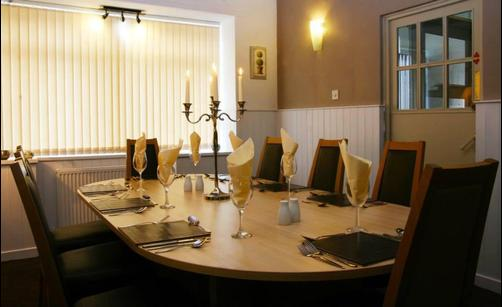 Townhead Hotel - Lockerbie - Conference room