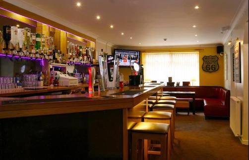 Townhead Hotel - Lockerbie - Bar