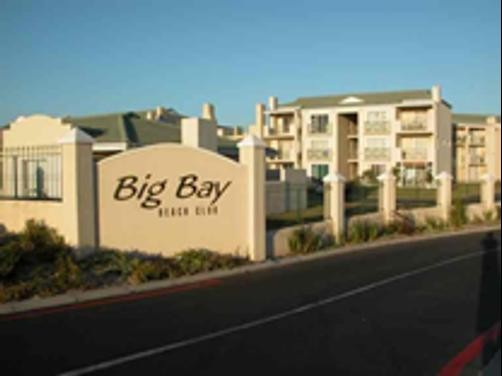 114 Big Bay Beach Club - Cape Town - Building