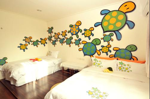 Farm Guest House B&B - Kenting - Bedroom