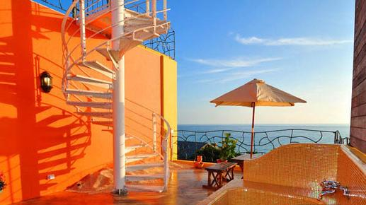Sand Hostel - Kenting - Stairs