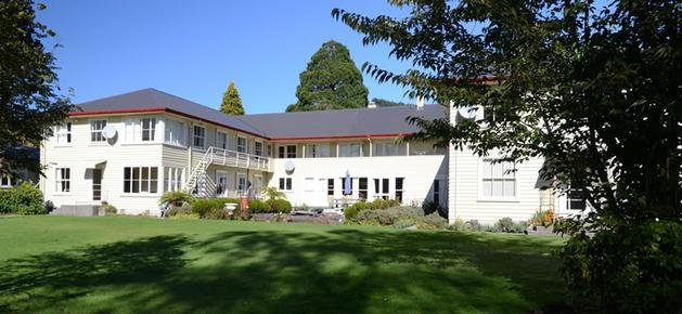 The Old Nurses Home Guesthouse - Reefton - Building