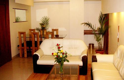 Hotel Prestige Princess - Jabalpur - Living room