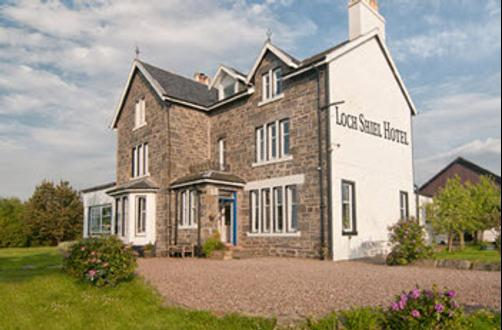 Loch Shiel House Hotel - Acharacle - Building