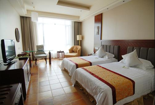 Baiyunshan State Guest House - Suizhou - Bedroom