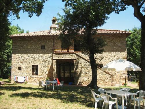 Agriturismo San Clemente - Greve in Chianti - Building