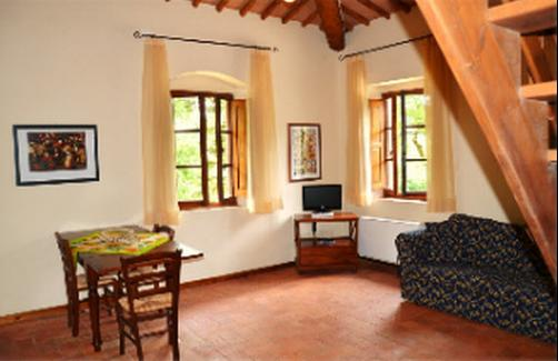 Agriturismo San Clemente - Greve in Chianti - Living room